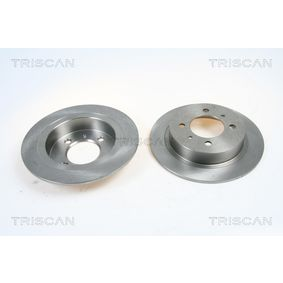 Brake Disc 8120 14137 TRISCAN Secure payment — only new parts