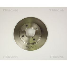 Brake Disc 8120 16105 TRISCAN Secure payment — only new parts