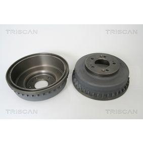 Bromsskiva 8120 16105 TRISCAN Säker betalning — bara nya delar