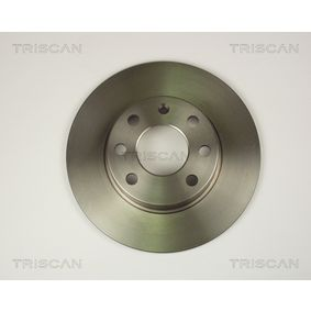 Brake Disc 8120 24105 TRISCAN Secure payment — only new parts