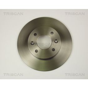 Bromsskiva 8120 25103 TRISCAN Säker betalning — bara nya delar