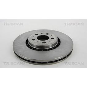 Brake Disc 8120 27135 for VOLVO XC 90 at a discount — buy now!
