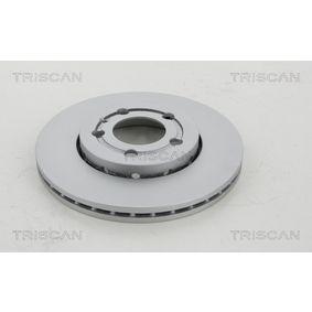 Bremsscheibe von TRISCAN - Artikelnummer: 8120 29146C