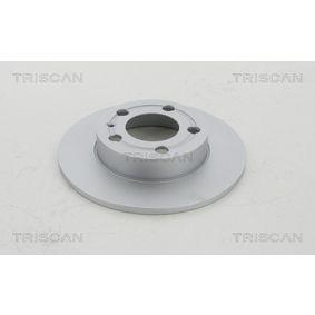 Bremsscheibe von TRISCAN - Artikelnummer: 8120 29148C