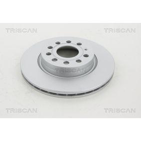Bremsscheibe von TRISCAN - Artikelnummer: 8120 29171C
