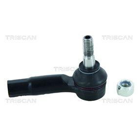 Testa barra d'accoppiamento 8500 10121 con un ottimo rapporto TRISCAN qualità/prezzo