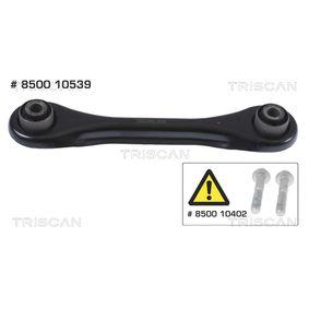 Asta/Puntone, Sospensione ruote 8500 10539 con un ottimo rapporto TRISCAN qualità/prezzo