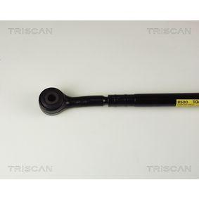 Braccio oscillante, Sospensione ruota TRISCAN 8500 10545 comprare e sostituisci