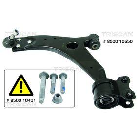 носач, окачване на колелата 8500 10550 с добро TRISCAN съотношение цена-качество