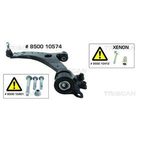 носач, окачване на колелата 8500 10574 с добро TRISCAN съотношение цена-качество