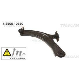 носач, окачване на колелата 8500 10580 с добро TRISCAN съотношение цена-качество