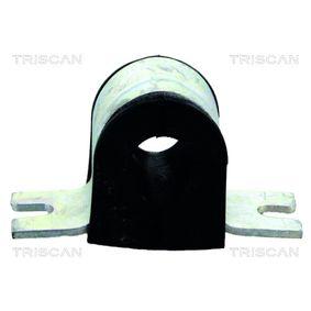 лагерна втулка, стабилизатор TRISCAN 8500 10843 купете и заменете