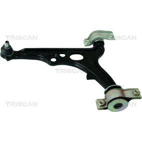 Braccio oscillante, Sospensione ruota TRISCAN 8500 12502 comprare e sostituisci