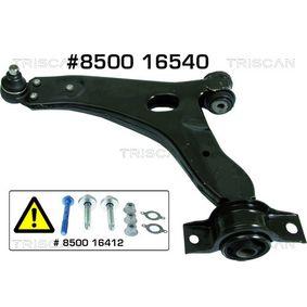 Braço oscilante, suspensão da roda 8500 16540 com uma excecional TRISCAN relação preço-desempenho