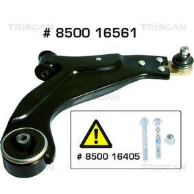 Braccio oscillante, Sospensione ruota 8500 16561 con un ottimo rapporto TRISCAN qualità/prezzo