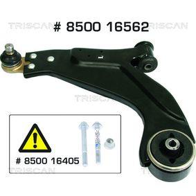 Braccio oscillante, Sospensione ruota 8500 16562 con un ottimo rapporto TRISCAN qualità/prezzo