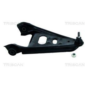 Braccio oscillante, Sospensione ruota TRISCAN 8500 23573 comprare e sostituisci