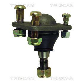 Koop en vervang Fuseekogel TRISCAN 8500 25509