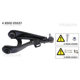 Braccio oscillante, Sospensione ruota 8500 25537 con un ottimo rapporto TRISCAN qualità/prezzo