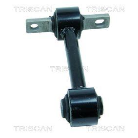 Braccio oscillante, Sospensione ruota TRISCAN 8500 27618 comprare e sostituisci