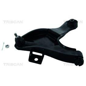 Braccio oscillante, Sospensione ruota TRISCAN 8500 41504 comprare e sostituisci