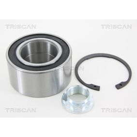 Kit cuscinetto ruota 8530 11114 con un ottimo rapporto TRISCAN qualità/prezzo
