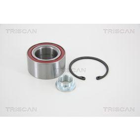 Kit cuscinetto ruota 8530 11211 con un ottimo rapporto TRISCAN qualità/prezzo