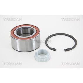 Kit cuscinetto ruota 8530 11225 con un ottimo rapporto TRISCAN qualità/prezzo