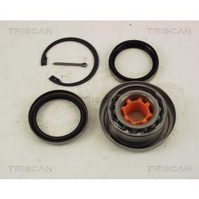 Kit cuscinetto ruota TRISCAN 8530 13126 comprare e sostituisci