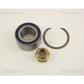 Kit cuscinetto ruota 8530 15118 con un ottimo rapporto TRISCAN qualità/prezzo