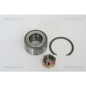Kit cuscinetto ruota 8530 15127 con un ottimo rapporto TRISCAN qualità/prezzo