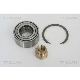 Kit cuscinetto ruota 8530 15128 con un ottimo rapporto TRISCAN qualità/prezzo