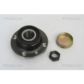 Kit cuscinetto ruota 8530 15226 con un ottimo rapporto TRISCAN qualità/prezzo