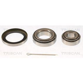 Kit cuscinetto ruota TRISCAN 8530 16001 comprare e sostituisci