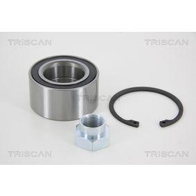 Kit cuscinetto ruota TRISCAN 8530 16121 comprare e sostituisci