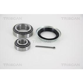 Kit cuscinetto ruota 8530 16122 con un ottimo rapporto TRISCAN qualità/prezzo