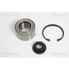 Kit cuscinetto ruota 8530 16129 con un ottimo rapporto TRISCAN qualità/prezzo