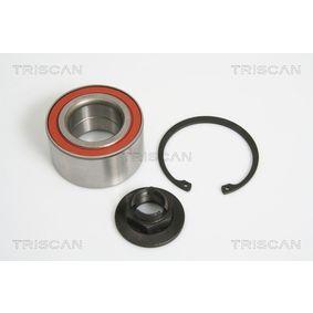 Kit cuscinetto ruota 8530 16136 con un ottimo rapporto TRISCAN qualità/prezzo