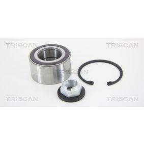 Kit cuscinetto ruota 8530 16137 con un ottimo rapporto TRISCAN qualità/prezzo