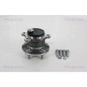 Kit cuscinetto ruota 8530 16249 con un ottimo rapporto TRISCAN qualità/prezzo