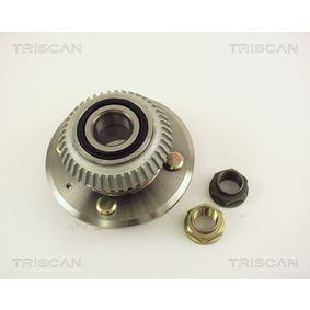 Kit cuscinetto ruota TRISCAN 8530 17219 comprare e sostituisci