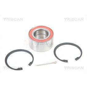 Kit cuscinetto ruota 8530 24102 con un ottimo rapporto TRISCAN qualità/prezzo