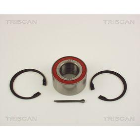 Kit cuscinetto ruota 8530 24112 con un ottimo rapporto TRISCAN qualità/prezzo
