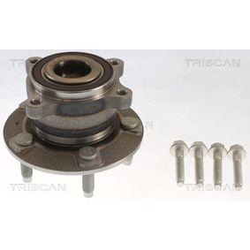 Kit cuscinetto ruota 8530 24236 con un ottimo rapporto TRISCAN qualità/prezzo