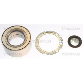 Kit cuscinetto ruota 8530 25001 con un ottimo rapporto TRISCAN qualità/prezzo