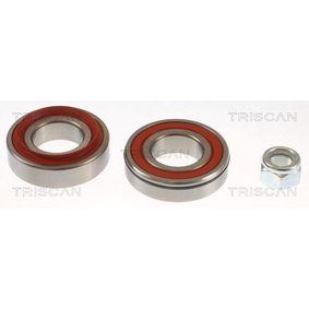 Kit cuscinetto ruota TRISCAN 8530 25102 comprare e sostituisci