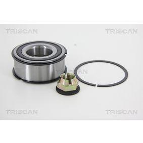Kit cuscinetto ruota 8530 25116 con un ottimo rapporto TRISCAN qualità/prezzo