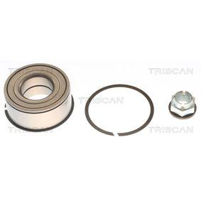 Kit cuscinetto ruota 8530 25123 con un ottimo rapporto TRISCAN qualità/prezzo