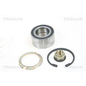 Kit cuscinetto ruota 8530 25125 con un ottimo rapporto TRISCAN qualità/prezzo