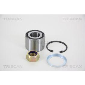 Kit cuscinetto ruota 8530 25203 con un ottimo rapporto TRISCAN qualità/prezzo